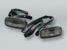 TYC Smoke Fender Side Marker Turn Signal Lights PAIR fits 1998-2001 AUDI A6