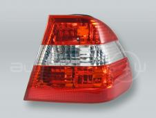 Red/White SEDAN Outer Tail Light Rear Lamp RIGHT fits 2002-2005 BMW 3-Series E46