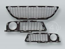 SPORT, M-PACKAGE Lower Grille Kit fits 2006-2008 BMW 3-Series E90 E91