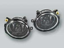 DEPO M5 Fog Lights Driving Lamps Assy with bulbs PAIR fits 1998-2003 BMW 5-Series E39