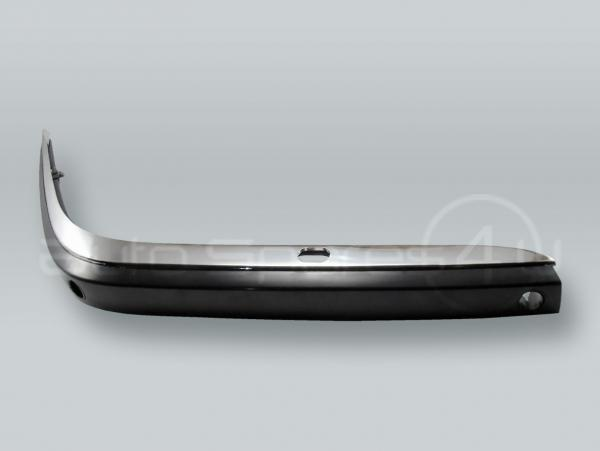 7-SERIES 95-01 FRONT BUMPER MOLDING RH,Outer Cover,Chrome,w//Head lamp Washers