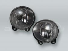 Fog Lights Driving Lamps Assy with bulbs PAIR fits 2003-2006 BMW X5 E53