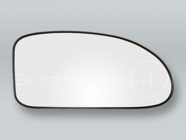 Heated Door Mirror Glass and Backing Plate RIGHT fits 2000-2007 FORD Focus