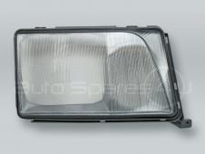 TYC Headlight Lens Headlamp Glass and Bezel RIGHT fits 1994-1995 MB E-Class W124