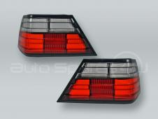 DEPO Tail Lights Lens PAIR fits 1988-1995 MB E-Class W124