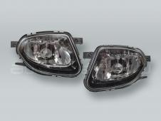 TYC Fog Lights Driving Lamps Assy with bulbs PAIR fits 2006 MB E-class W211