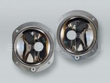 HELLA E63 AMG Front Fog Lights Driving Lamps Assy PAIR fits 2007-2009 MB E-class W211