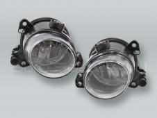 DEPO Inner Fog Lights Driving Lamps Assy with bulbs PAIR fits 2010-2013 MB E-class W212 C207