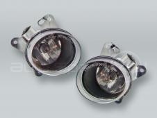 TYC Outer Daytime Running Lights Fog Lamps PAIR fits 2010-2013 MB E-class W212 C207