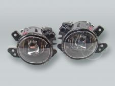 TYC AMG-style Fog Lights Driving Lamps Assy with bulbs PAIR fits 2007-2009 MB S-class W221
