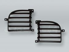 Front Bumper Lower Side Grille PAIR fits 2003-2006 MITSUBISHI Outlander