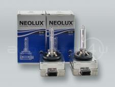 NEOLUX (Made in Germany) D1S 4300K XENON HID Headlight Light Bulbs PAIR