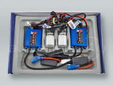 M-TECH SLIM BASIC AC H7 6000K (Diamond White) Xenon Headlight Conversion Kit