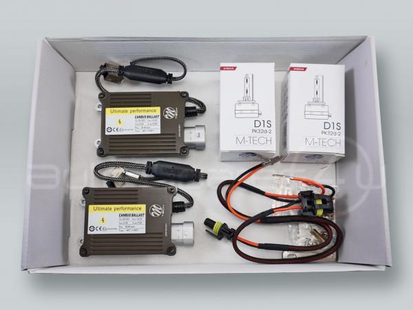 M-TECH CANBUS PRO D1S 6000K (Diamond White) Xenon Headlight Conversion Kit