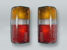 Rear Tail Lights Rear Lamps PAIR fits 1989-1995 TOYOTA Hilux Pickup