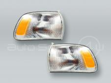 DEPO Corner Lights Parking Lamps PAIR fits 1991-1997 TOYOTA Previa