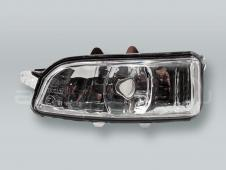 Door Mirror Turn Signal Lamp Light LEFT fits 2008-2013 VOLVO C30 C70