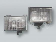 TYC Fog Lights Driving Lamps Assy with bulbs PAIR fits 1996-2000 VOLVO S40 V40