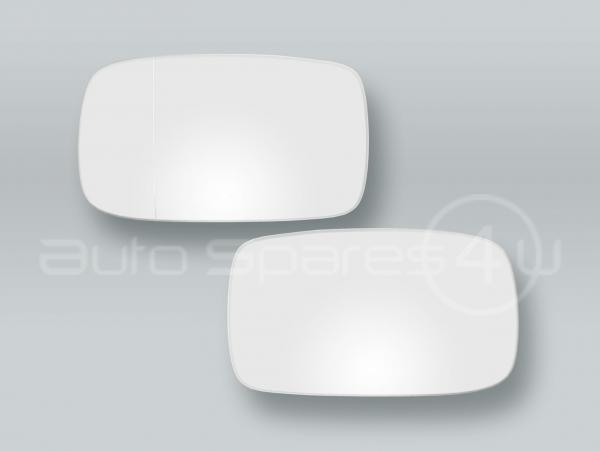 Door Mirror Glass PAIR fits 2005-2006 VOLVO S40 V50