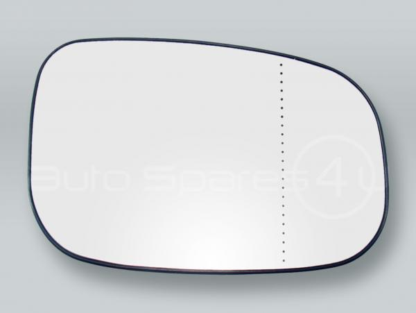Heated Door Mirror Glass and Backing Plate RIGHT fits 2007-2011 VOLVO S40 V50