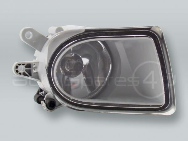 TYC Fog Light Driving Lamp Assy with bulb RIGHT fits 2005-2007 VOLVO V50