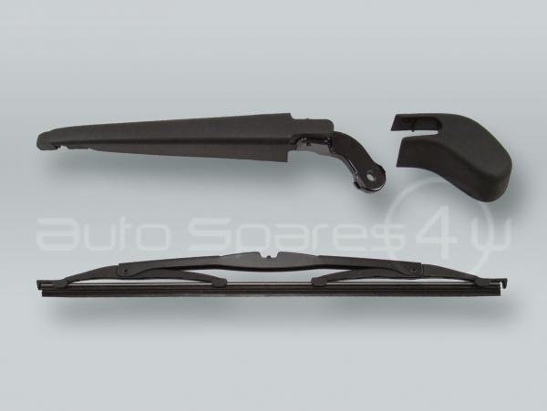 Rear Glass Wiper Arm with Blade fits 2005-2011 VOLVO V50