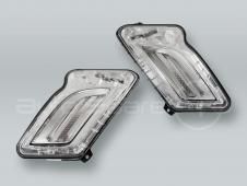 VALEO Front LED Parking Daytime Running Light PAIR fits 2011-2013 VOLVO S60