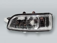 Door Mirror Turn Signal Lamp Light LEFT fits 2007-2011 VOLVO S80