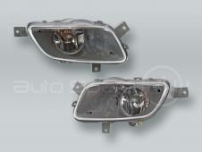 DEPO Fog Lights Driving Lamps Assy with bulbs PAIR fits 2005-2007 VOLVO V70