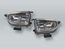 DEPO Fog Lights Driving Lamps Assy with bulbs PAIR fits 1999-2003 VW Eurovan