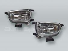 TYC Fog Lights Driving Lamps Assy with bulbs PAIR fits 1999-2003 VW Eurovan