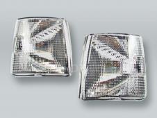 TYC Clear Corner Lights Parking Lamps PAIR fits 1993-1998 VW Eurovan