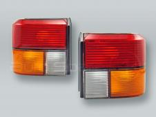 TYC Tail Lights Rear Lamps PAIR fits 1993-2003 VW Eurovan