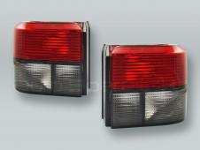 TYC Smoked Tail Lights Rear Lamps PAIR fits 1993-2003 VW Eurovan