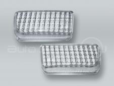 Fog Light Lenses Driving Lamp Glass PAIR fits 1993-1998 VW Eurovan