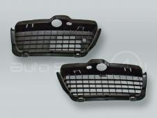 Front Bumper Lower Side Grille PAIR fits 1993-1998 VW Golf MK3