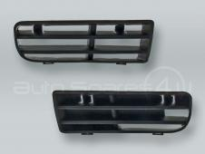 Front Bumper Lower Side Grille PAIR fits 1999-2005 VW Golf MK4