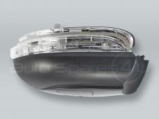 Door Mirror Turn Signal Lamp and Cover RIGHT fits 2010-2014 VW Golf GTI MK6