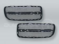 Front Bumper Lower Side Grille PAIR fits 2002-2007 VW Touareg